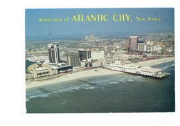 Cpm - ETATS UNIS - ATLANTIC CITY - Immeuble Tour TRUMP - 1996 - Convention Hall - - Atlantic City