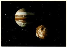 Conception Artistique De Jupiter - Editions Galaxy Contact - Astronomie