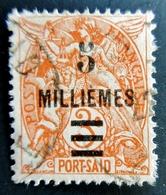 PORT SAÏD - N° 50A - TYPE BLANC OBLITERE USED - Port-Saïd (1899-1931)