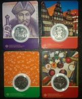 2017  Kazakhstan Kasachstan - 4 Coins - Year Set - Kazakhstan