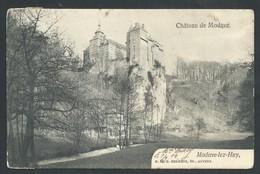 +++ CPA - MODAVE LEZ HUY - Château De Modave  // - Modave