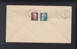 FDC 1948 - Poststempel (Briefe)