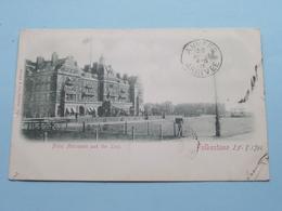 Hotel METROPOLE And The LEES ( Stengel & C° ) Anno 1901 ( Zie / Voir Photo ) ! - Folkestone