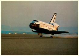 Challenger 41 C - Retour En Avril 84 Sur La Base D'Edwards En Californie - Editions Galaxy Contact - Astronomie