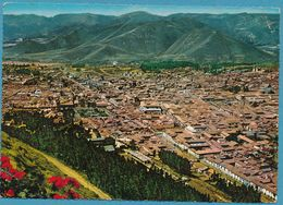 PERU - CUZCO - Vista Parcial De La Ciudad Del Cuzco - Peru