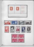 France Collection Vendue Page Par Page - Timbres Neufs * Avec Charnière - TB - Neufs