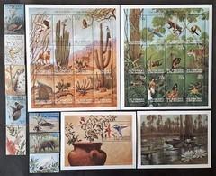 St.Vincent 1999** Mi.4568-4601  Flora & Fauna  [24;56] - Timbres