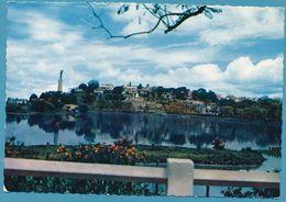MADAGASCAR - TANANARIVE - Le Lac ANOSY - Carte Circulé 1958 - Madagaskar