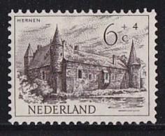 Nederland - Kasteel Hernen Bij Bergharen - Wijchen - Provincie Gelderland - MH - NVPH 570 - Kastelen