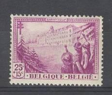 BELGIE - OBP Nr 357 - Sanatorium La Hulpe - MH* - Belgien