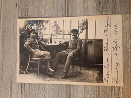FOTOKAART VIRTON 1918 - Virton