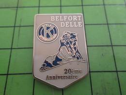 915B Pins Pin's / Rare & De Belle Qualité  THEME : ASSOCIATIONS / KIWANIS BELFORT DELLE 20e ANNIVERSAIRE - Associations