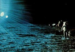 Apollo 12, Novembre 69 - Editions Galaxy Contact - Astronomie