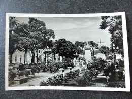 Carte LA GUAIRA VENEZUELA Jardin De Ntra. Sra. De Lourdes En Maiqutia Amerique Du Sud - Venezuela