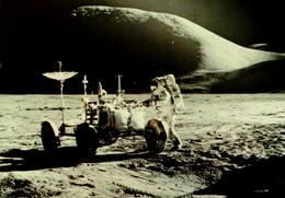 Apollo 15 - James Irwin, Près De La Jeep Lunaire, Juillet 71 - Editions Galaxy Contact - Astronomie