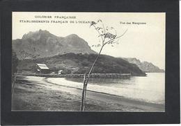 CPA Polynésie Française Océanie Océania Non Circulé Les Marquises - French Polynesia