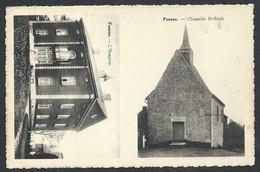 +++ CPA - FOSSES - 2 Vues - L'Hospice - Chapelle St Roch    // - Fosses-la-Ville