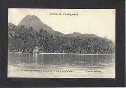 CPA Polynésie Française Océanie Océania Non Circulé  Moorea - French Polynesia