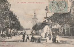 Drome : ROMANS-sur-ISERE  : Fontaine De La Place Jacquemart - Romans Sur Isere