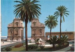 PORTA FELICE E FONTANA DEL CAVALLO MARINO - Palermo