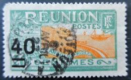 1922 Réunion Yt 97/98  Bay Of Saint-Denis . Oblitéré - Réunion (1852-1975)