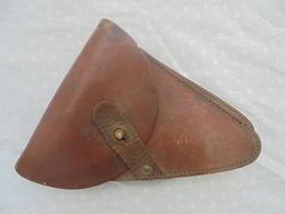 Etui De Pistolet Francais Ruby  De   1 Guerre - 1914-18