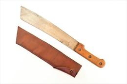 """Machette Réglementaire Dite """"coupe-coupe"""" De Tirailleur - Knives/Swords"""