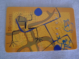 PF61 - ART MAOHI - 97 - ORANGE - Polynésie Française