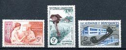 Nouvelle-Calédonie - Yvert 296 297 & 298 Neufs Xxx - Lot 53 - Nouvelle-Calédonie
