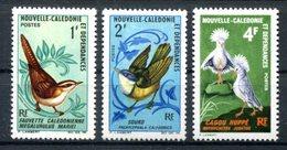Nouvelle-Calédonie - Yvert 345 346 & 348 Neufs Xxx - Lot 53 - Nouvelle-Calédonie