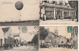 Lot De 100 Cartes Postales Anciennes Diverses Variées Et 4 Photos, Très Bien Pour Un Revendeur Réf, 322 - Cartes Postales
