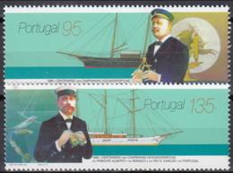 1996 (AF 2321-22) - S053 - Centenário Das Viagens Oceanográficas - 1910-... Republic