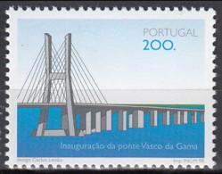 1998 (AF 2481) - S062 - Inauguração Da Ponte Vasco Da Gama - 1910-... Republic
