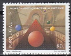 1998 (AF 2483) - S061 - 150 Anos Da Associação Industrial Portuense - 1910-... Republic