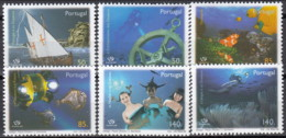 1998 (AF 2489-94) -S066 -  Expo'98 - VC 11.10; VF 2.55 - 1910-... Republic