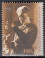 1998 (AF 2513) - S057 - UPAEP-100 Anos Da Descoberta Do Rádio-Marie Curie - 1910-... Republic