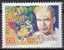 1998 (AF 2515) - S052 - Centenário Do Nascimento De Ferreira De Castrol - 1910-... Republic