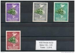 Vietnam Du Sud. Chemins De Fer Saigon-dongha - Viêt-Nam