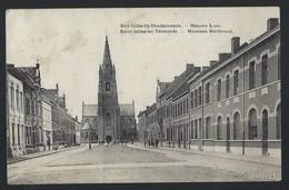 SINT-GILLIS-BIJ-DENDERMONDE * SINT GILLIS DENDERMONDE * NIEUWE LAAN * 1914 - Dendermonde
