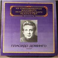 Placido Domingo, Tenor: Donizetti; Meyerbeer; Verdi; Massenet; Puccini; Mascagni; Cilea - Classique