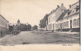 Limal - La Place - Animé - 1908 - Edition Martial - Wavre