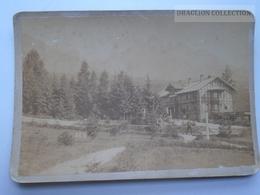 ZA139.19 SLOVAKIA Central -Karpathen - Dolný Smokovec  Alsó-Tátrafüred - Bad Unter-Schmeks - 1891 Divad Károl - Presov - Photos