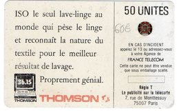 F46C V2 SC4on S/E Iso Thomson Thomson En Orange  - 6pe N°104403 - France