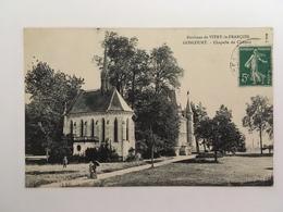 Environs De Vitry Le François - Goncourt - Chapelle Du Château - Vitry-le-François