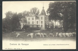 +++ CPA - Environs De GENAPPE - Château De La Hutte à SART DAMES AVELINES - Nels Série 76 N° 64 // - Genappe