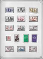 France Collection Vendue Page Par Page - Timbres Neufs * Avec Charnière - TB - France