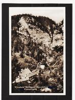 KTM383 POSTKARTE 1937 WÖRSCHACH SCHWEFELBAD KLAMMEINGANG UNGEBRAUCHT SIEHE ABBILDUNG - Österreich