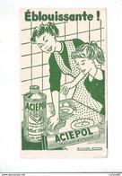 EBLOUISSANTE ACIEPOL - Wash & Clean