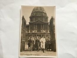 Carte Postale De Propagande Allemande Le Führer Aux Invalides Juin 1940 Authentique - 1939-45