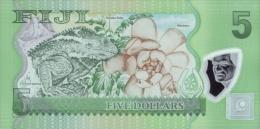 FIJI P. 115 5 D 2012 UNC - Fidji